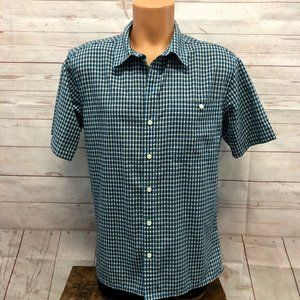 Patagonia Puckerware Plaid Short Sleeve Shirt
